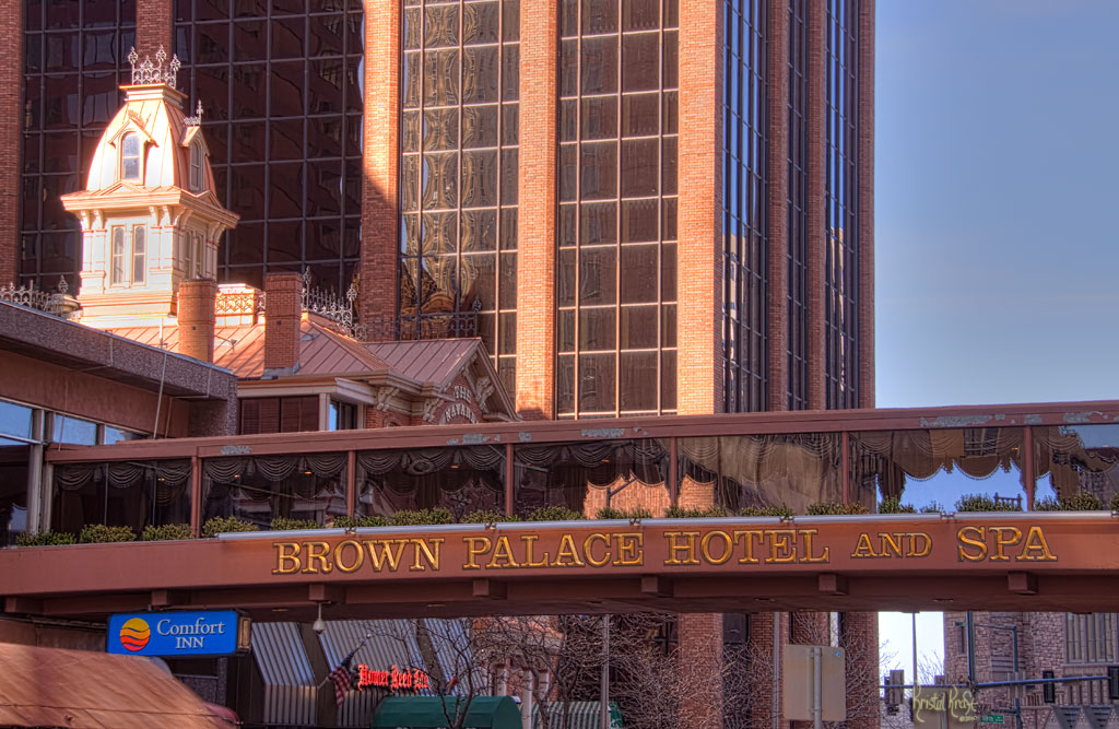 Brown Palace Spa