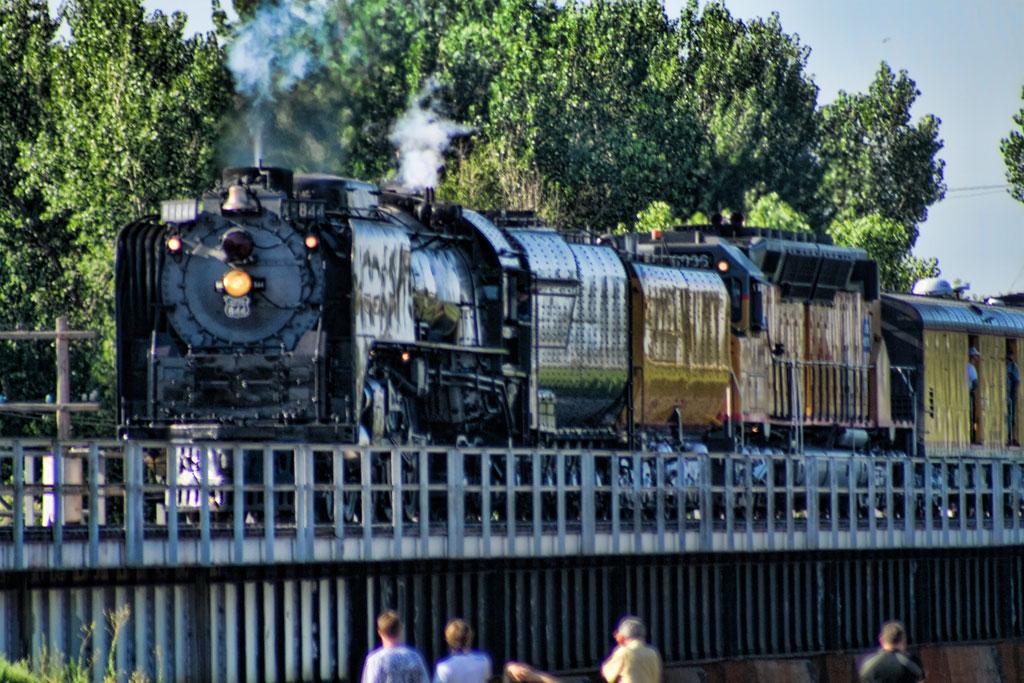 Cheyenne Frontier Days Train