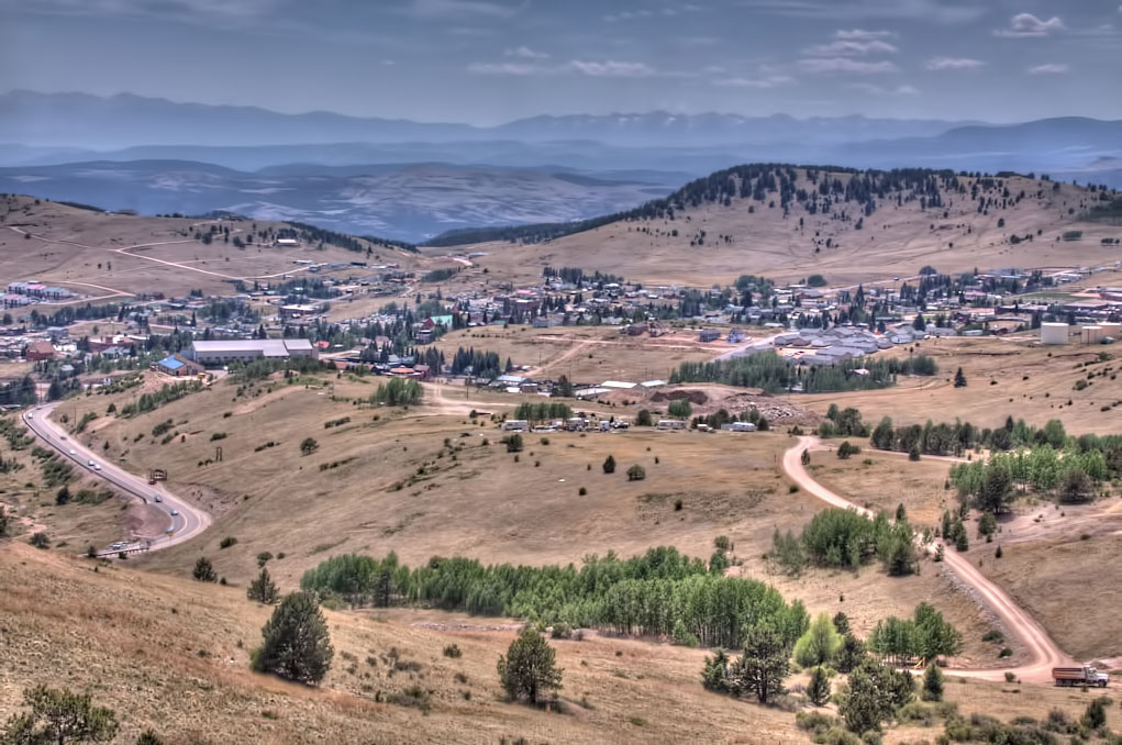 Cripple Creek Overlook