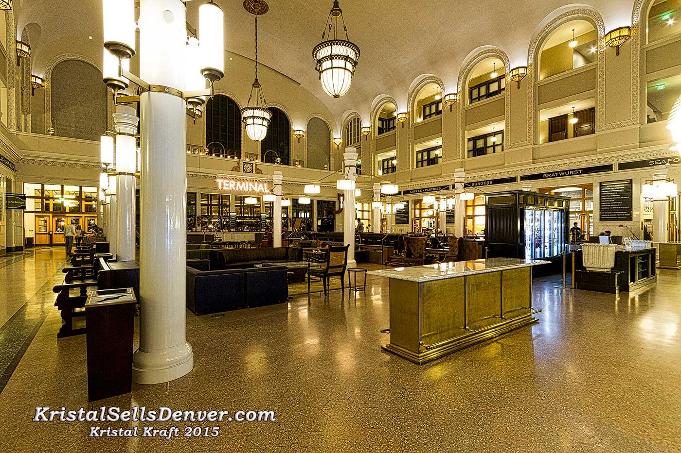 Denver's Union Station Terminal