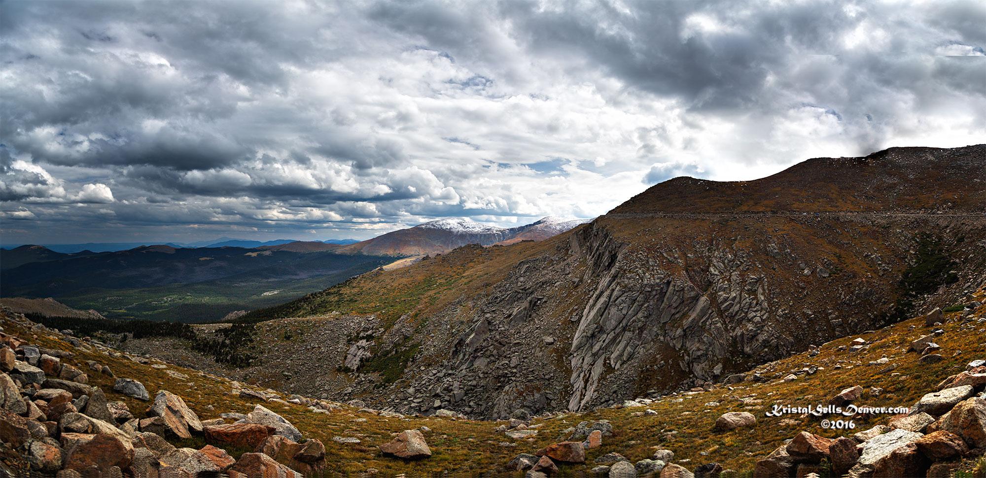 Mt Evans Pano